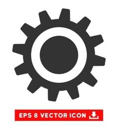 Cog Eps Icon vector image vector image