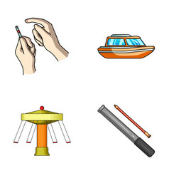 travel entertainment medicine and other web icon vector image vector image