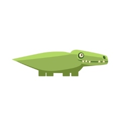 Crocodile Funny vector