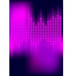 abstract background equalizer vector image