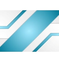 Abstract tech corporate background vector