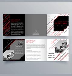 Brochure design 868 vector