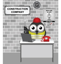 Construction Company vector