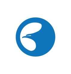 Falcon Logo TemplateFalcon Logo Template vector