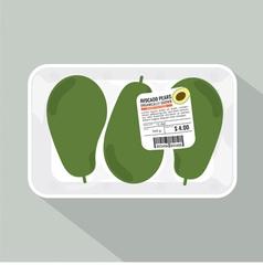 Avocado Pack vector image
