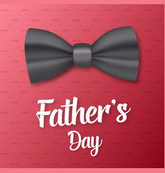 Father day greeting card vector