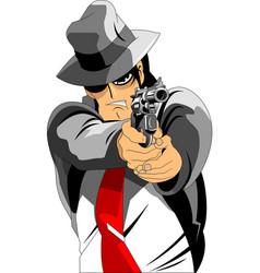 hat killer vector image