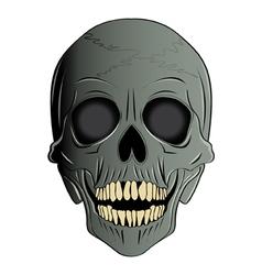Mask Halloween Set 1 vector image