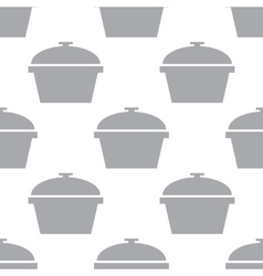 New Pan seamless pattern vector image