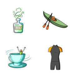Laboratory medicine business and other web icon vector