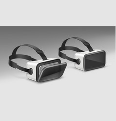 Optical head-mounted display vector