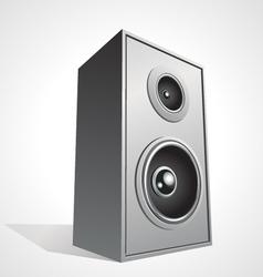 Speaker vector