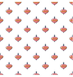 Whirligig toy pattern seamless vector