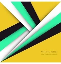modern material design vector image