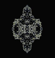 batikmulia vector image vector image