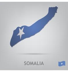 somalia vector image vector image