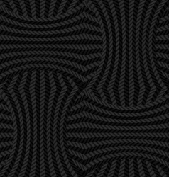 Abstract line pattern vector image