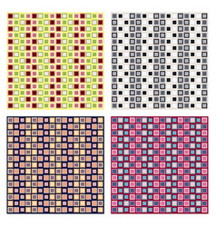 Bright pattern background design abstract vector