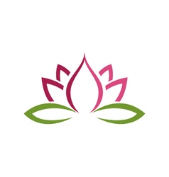 Lotus Logo Template vector