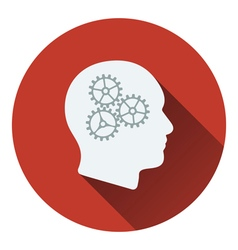 Icon of Brainstorm vector image