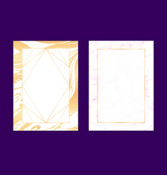 abstract modern background for wedding or business vector image