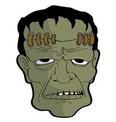 Mask Halloween Set 3 vector image