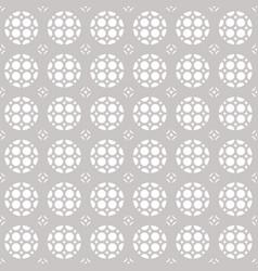 seamless geometric ornament pattern lattice grid vector image