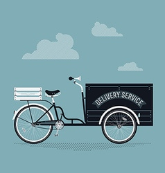 Delivery Cart vector image
