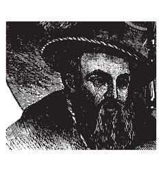 Kepler vintage vector