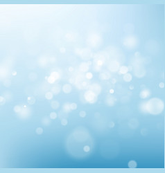 light blue sky abstract background nature blur vector image