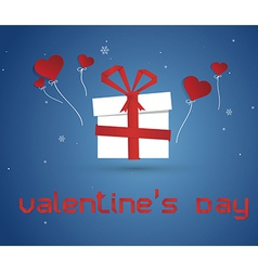 Love Paperbox vector image