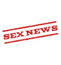 Sex News Watermark Stamp vector
