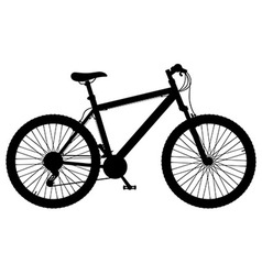 bicycle 12 vector image vector image