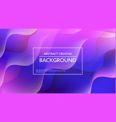 Abstract backdrop design vector