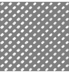 Grey spotted background vector