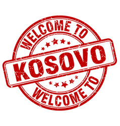 Welcome to kosovo vector