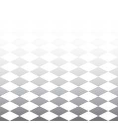 Seamless background made from triangles vector image