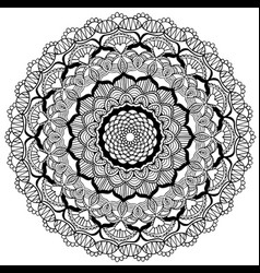 Mandala 2 image vector