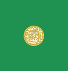 rohingya flag vector image