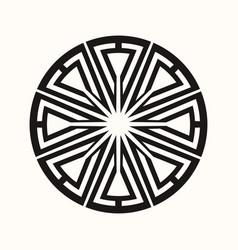 Sacred geometry 0148 vector