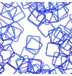Seamless square pattern background - design vector