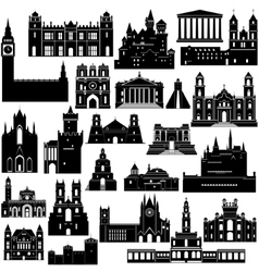 Architecture-5 vector