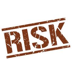 Risk stamp vector