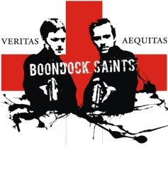 Boondock saints vector