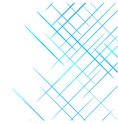 Seamless geometric pattern of colored lines vector