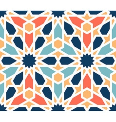 Arabic Patterned Background vector image