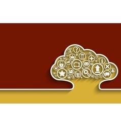 CloudApp vector