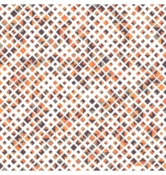Seamless pattern with rhombuses abstract design vector image vector image