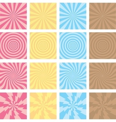 Background Decorations vector image vector image