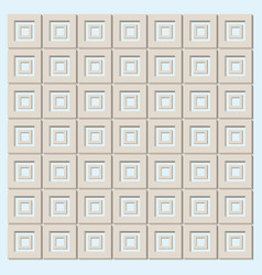 brown squares texture vector image